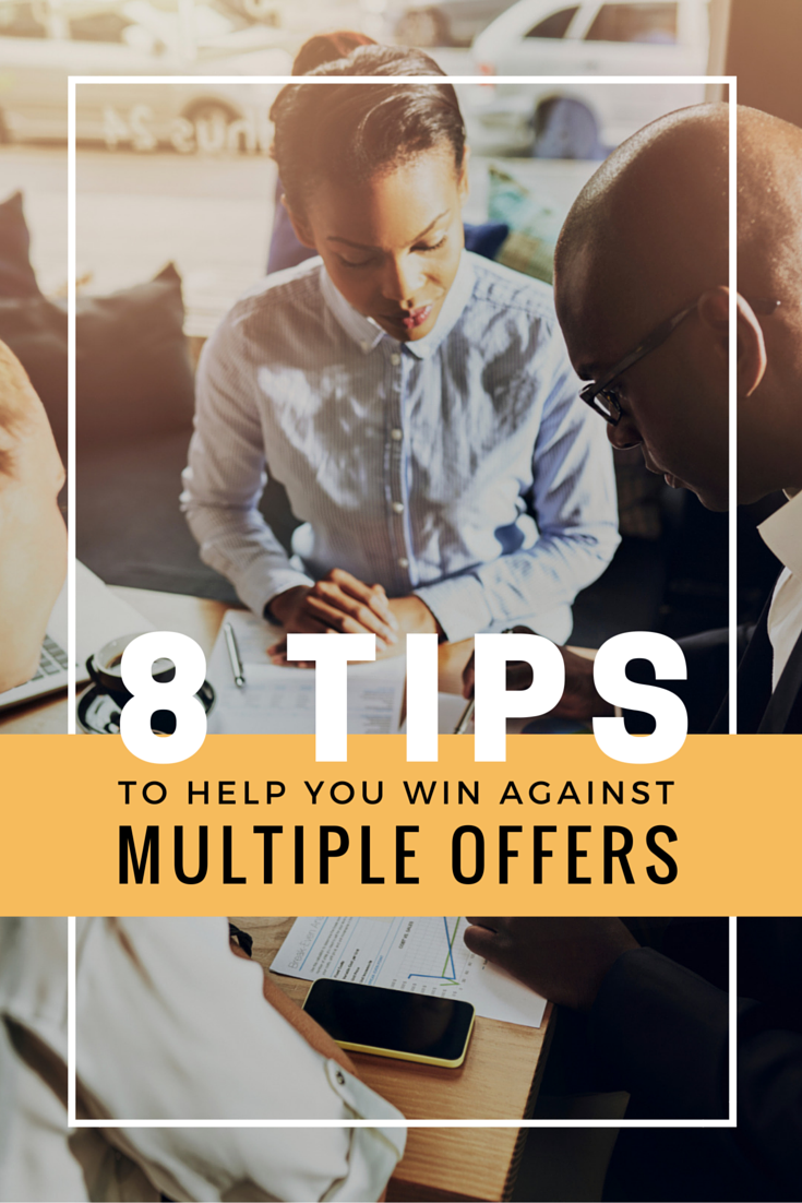 How to Handle Multiple Offers for Your Sellers