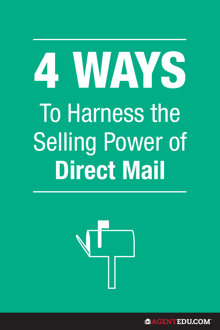4 Ways To Harness The Selling Power Of Direct Mail