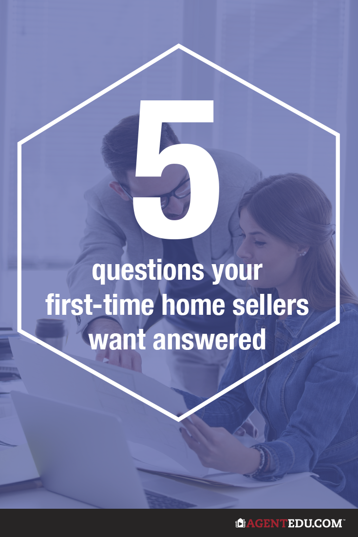 5 Questions First-Time Home Sellers Want Answered