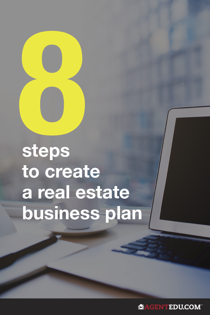 8 steps to create a business plan