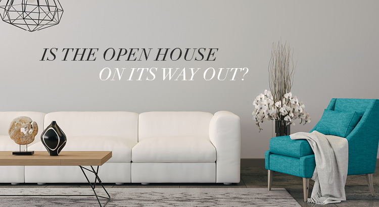 Is the Open House on its Way Out? | AgentEDU.com